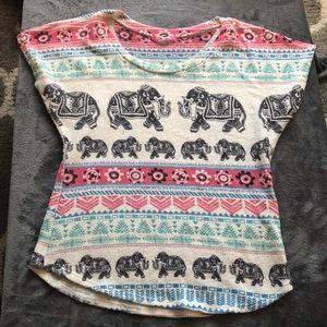 Cute sweater top